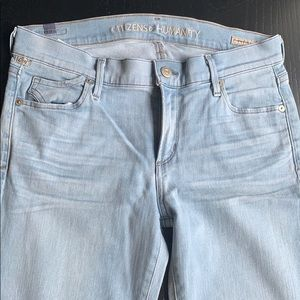 Citizens of Humanity Avedon Ankle Kinny Jeans 28